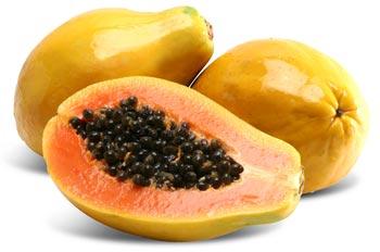 Imagem do mamão papaia