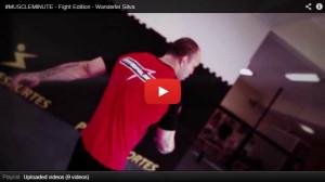 Imagem do Muscle Minute Fight com Wanderlei Silva