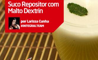 Imagem de Receita de repositor energético com Malto Dextrin