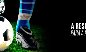 Imagem Futebol e Suplementação