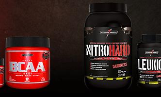 Imagem dos melhores suplementos para ganho de massa muscular