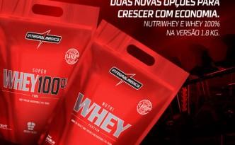 Imagem Nutri Whey 1,8-kg Whey 100