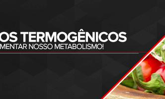 receitas termogenicas