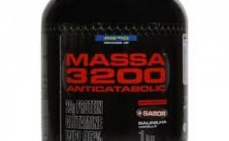 Melhor Hipercalórico Massa 3200 Probiótica