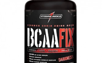 Imagem do BCAA Fix 240 cápsulas