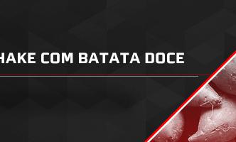 Imagem Receita Batata Doce Shake