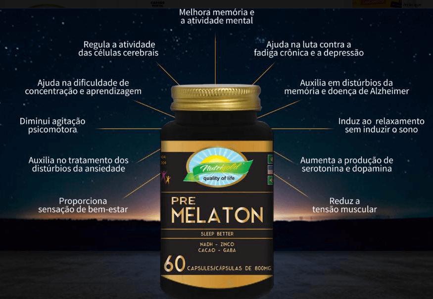 pre-melaton
