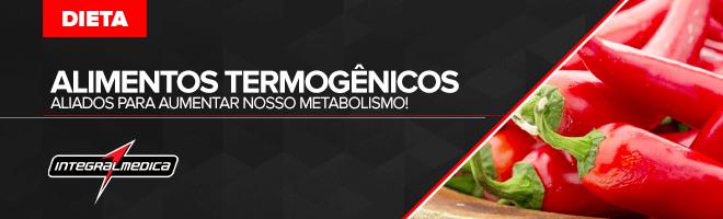 Alimentos termogênicos aliados para aumentar nosso metabolismo